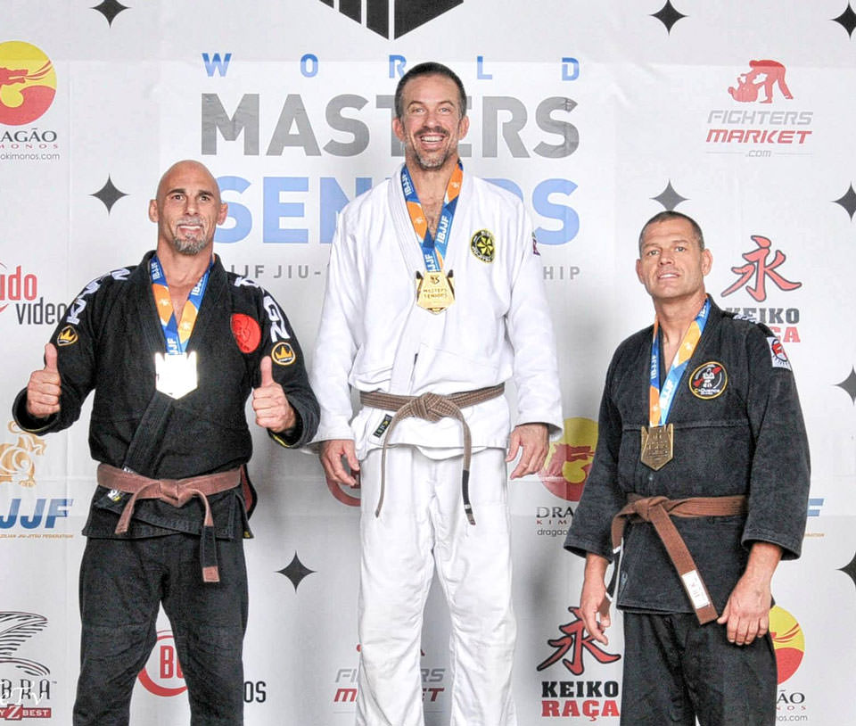 2013 IBJJF World Champion Paul Hartt