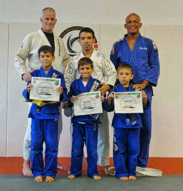 Brazilian Jiu-Jitsu for kids Naples, Florida