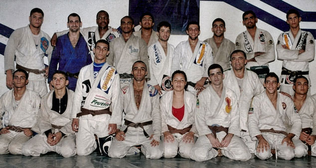 Brazilian Jiu-Jitsu Naples - Martial Arts Instructor