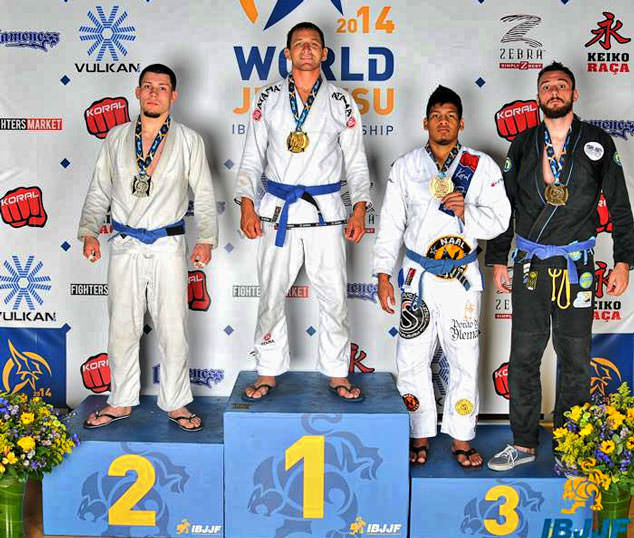 2014 IBJJF World Champion Paul Hartt