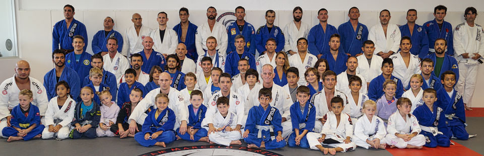 Martial Arts Naples - Brazilian Jiu Jitsu Team Marcelo Pereira
