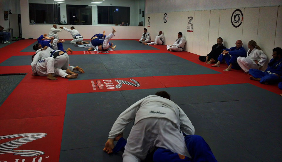 Brazilian Jiu-Jitsu Naples - Martial Arts School